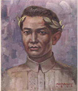 Francisco Baltazar was born in Panginay, Bigaa, Bulacan April 2, 1788