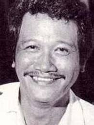 April 23, 1934, George Canseco was born in Naic, Cavite