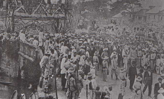 The Malolos Republic was inaugurated January 23, 1899