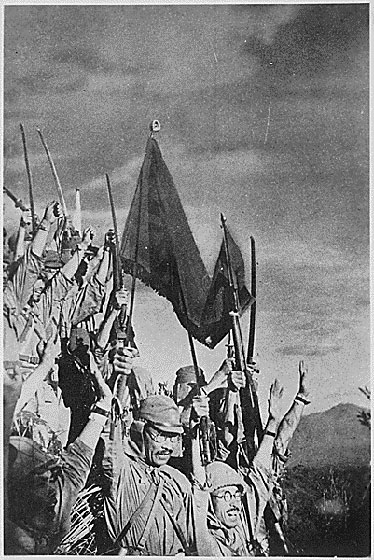 Japan launched surprise attack on Philippines December 8, 1941