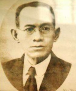 Julian Felipe died in Manila October 2, 1944