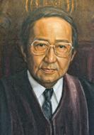 Claudio Teehankee was born in Manila April 18, 1918