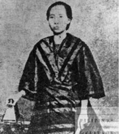 Leona Florentino died in Vigan, Ilocos Sur October 4, 1884