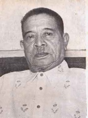 Lope K. Santos was born in Pasig September 25, 1879
