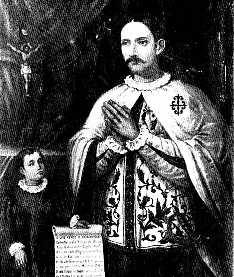 Don Luis Perez Dasmariñas