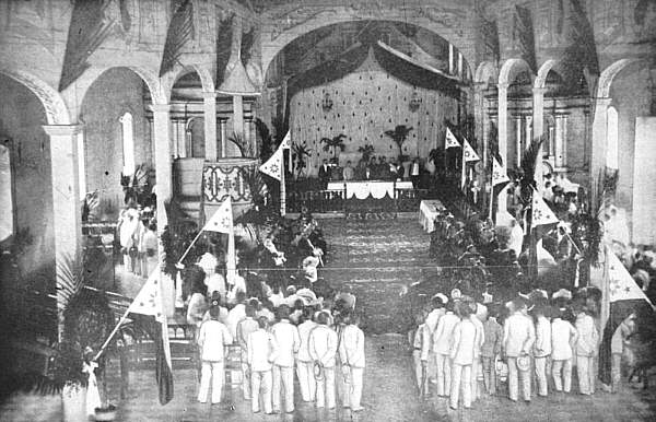 Opening of the Malolos Congress on September 15, 1898
