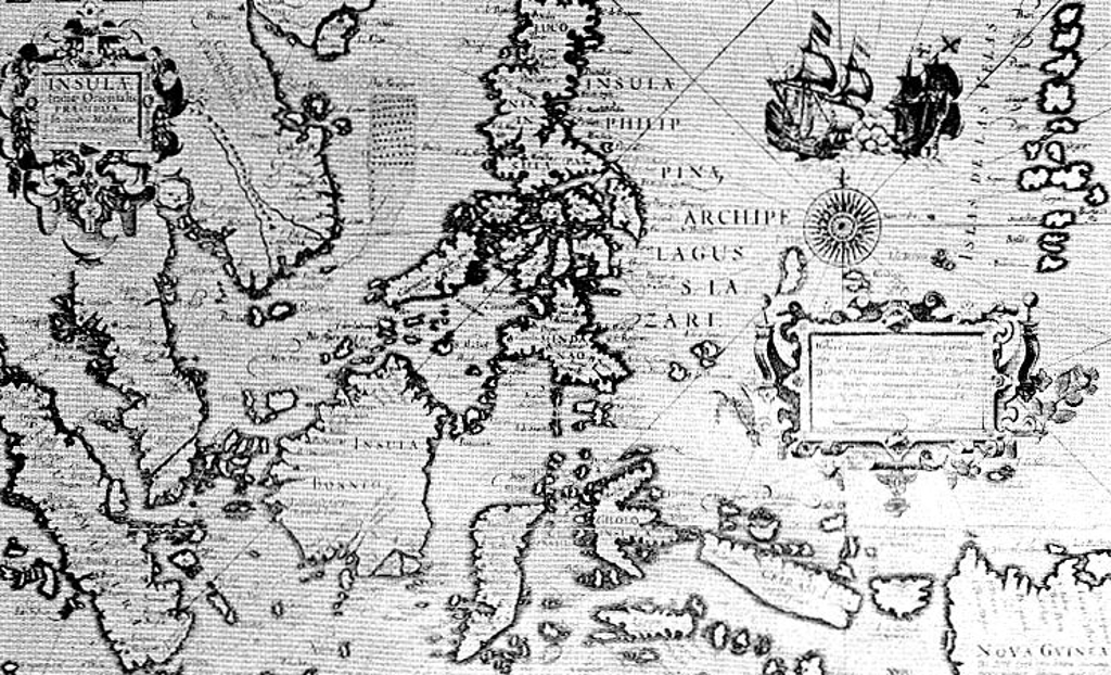 The Sangley insurrection on October 4, 1603