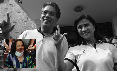 Diabolical plot to install Leni Robredo as President - Theory