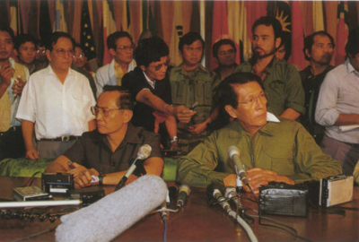 48 hours leading to the declaration of martial law by Ferdinand Marcos in September of 1972
