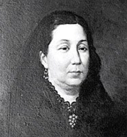 Margarita Roxas de Ayala was born in San Miguel, Manila July 20, 1826