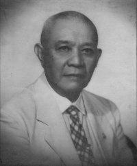 Norberto Romualdez Sr. was born June 6, 1875