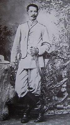 Pantaleon Garcia was born in Imus, Cavite July 27, 1856