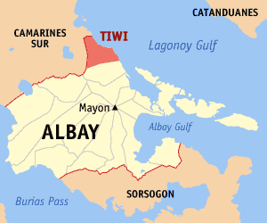Geothermal plant in Tiwi, Albay was inaugurated January 11, 1979