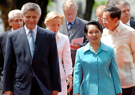 Philippine Poland signed agreement expanding relations July 6, 2005