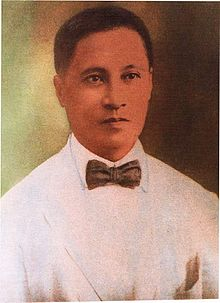 Today in Philippine History,  July 11, 1869, Pio Valenzuela was born in Polo, Bulacan