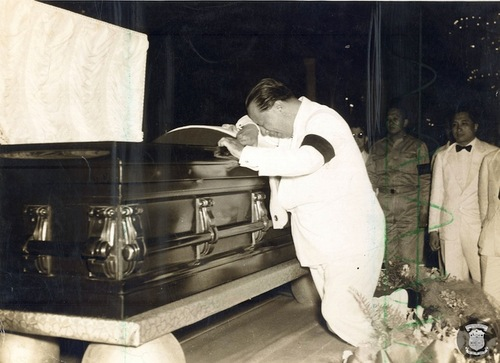 President Roxas died of heart attack April 15, 1948