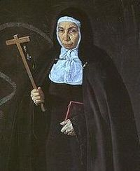 A group of nuns arrived in Manila to establish the first convent August 5, 1621