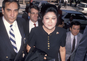 July 2, 1990, Imelda Marcos was acquitted of charges of racketeering and fraud by New York Jury