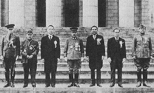 September 21, 1944, President Laurel declared Martial Law throughout the entire country