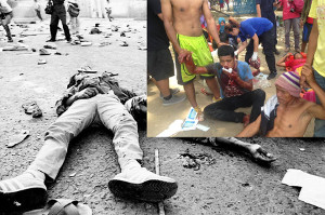 "The Aquino name has become synonymous with the word ""massacre"""