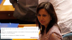Leaked Robredo emails uncovered plot to oust Presedent Duterte, attack Bongbong Marcos