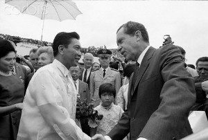 "How George Shultz and the ""Economic Hit Men"" destroyed the Philippines - the Marcos true legacy"