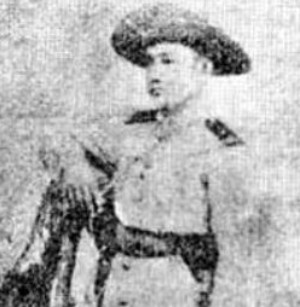 Martin Teofilo Delgado was born in Iloilo November 11, 1858