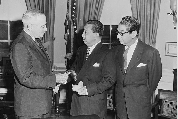 On August 30, 1951, the Mutual Defense Treaty between the US and the Philippines was signed