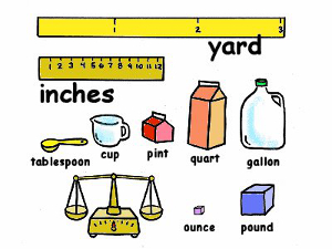 System of weights and measures