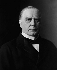 "McKinley issued ""Benevolent assimilation proclamation"" December 21, 1898"